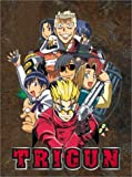 Trigun - The Complete Boxed Set - movie DVD cover picture