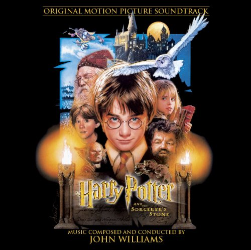 John Williams' original movie soundtrack 'Harry Potter and the Sorcerer's Stone' CD