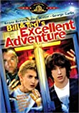 Bill & Ted's Excellent Adventure - movie DVD cover picture