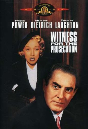 Witness for the Prosecution / ��������� ��������� (1957)