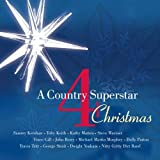 Capa do álbum A Country Superstar Christmas
