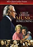 A Billy Graham Music Homecoming, Vol. 2 - movie DVD cover picture