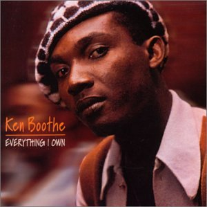 CD-Cover: Ken Boothe - Everything I Own