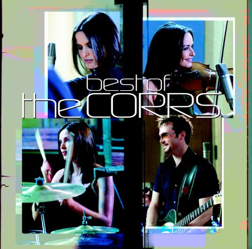 Original album cover of Best of the Corrs by The Corrs