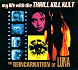 Cubierta del álbum de The Reincarnation of Luna