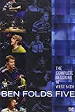 Ben Folds Five - The Complete Sessions at West 54th - movie DVD cover picture