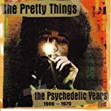 Copertina di album per The Psychedelic Years 1966-1970