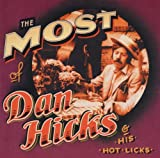 Skivomslag för The Canned Music: The Most of Dan Hicks & His Hot Licks
