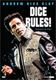 Andrew Dice Clay: Dice Rules! - movie DVD cover picture