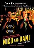Nico and Dani - movie DVD cover picture