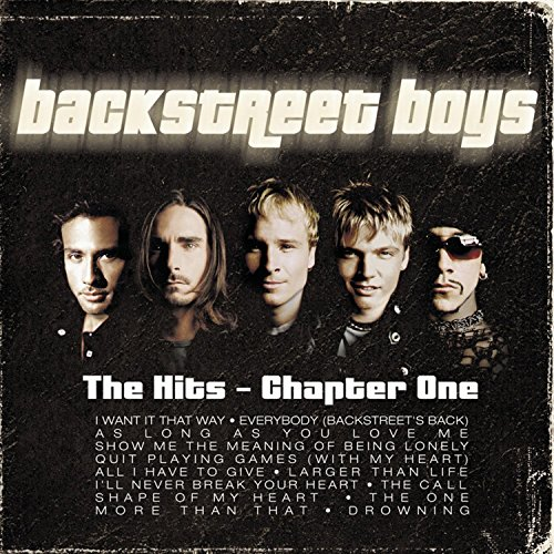 Backstreet Boys - The Hits - Chapter One - Zortam Music