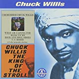 Album cover for I Remember Chuck Willis/The King of the Stroll