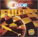 Cubierta del álbum de NASCAR Full Throttle