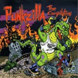 Album cover for Punkzilla