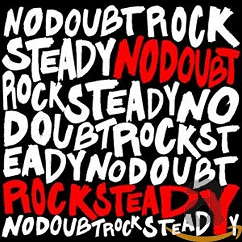 Original album cover of Rock Steady by No Doubt