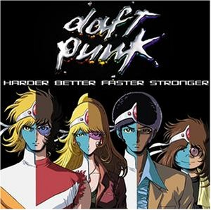 Harder Better Faster Stronger [CD]