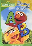 Sesame Street - The Alphabet Jungle Game - movie DVD cover picture