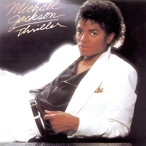 CD-Cover: Michael Jackson - Thriller