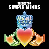 Pochette de l'album pour The Best of Simple Minds (disc 1)
