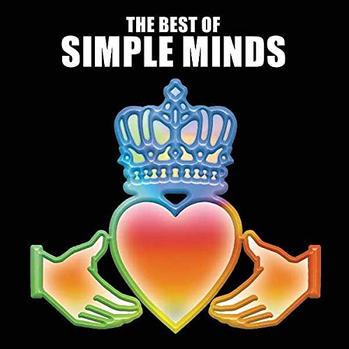 CD-Cover: Simple Minds - Best of Simple Minds