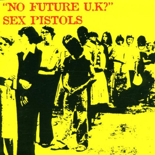 No Future UK?/Spunk