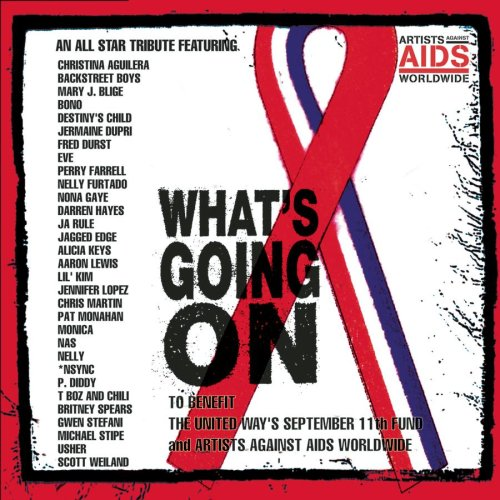 "All Star Tribute - ""What's Going On"" (Single)"
