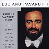 Capa do álbum Luciano Pavarotti