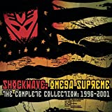 Skivomslag för Omega Supreme: The Complete Collection 1996-2001