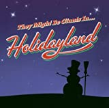 Capa do álbum They Might Be Giants in... Holidayland