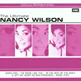 Copertina di album per The Ultimate Nancy Wilson