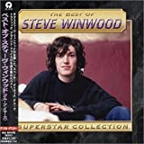 Skivomslag för Best of Steve Winwood
