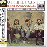 Copertina di album per John Mayall and the Bluesbreakers