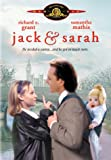Jack and Sarah - movie DVD cover picture