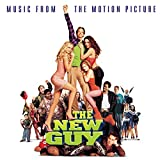 Cubierta del álbum de The New Guy