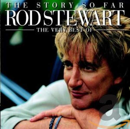 CD-Cover: Rod Steward - The Story So Far - The Very Best of Rod Stewart