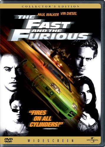 The Fast and The Furious / Форсаж (2001)