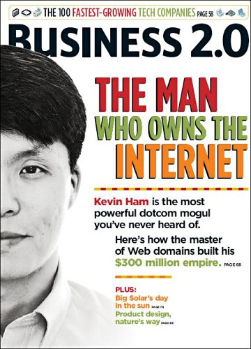 Business 2.0 [MAGAZINE SUBSCRIPTION]