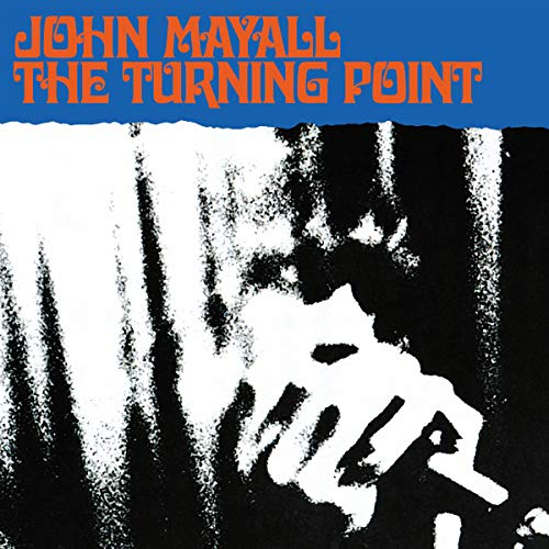 Mayall Turning Point The Turning Point by John