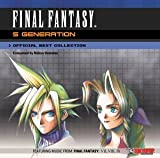 Pochette de l'album pour Final Fantasy: S Generation - Official Best Collection