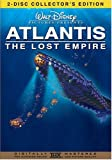 Buy Atlantis: The Lost Empire DVD Special Edition