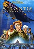 Buy Atlantis: The Lost Empire DVD