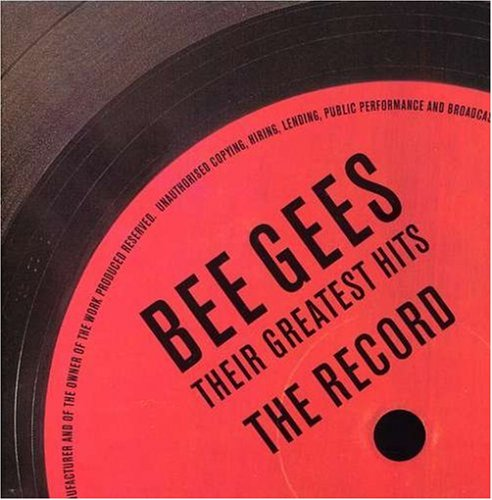 Bee Gees - The Bee Gees - Their Greatest Hits  The Record - Lyrics2You