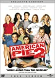 American Pie 2 (Full Screen Collector's Edition) - movie DVD cover picture