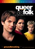 Queer as Folk - The Complete First Season (Showtime) - movie DVD cover picture
