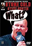 WWE - Stone Cold Steve Austin - What? - movie DVD cover picture