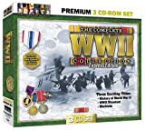 Complete WWII 3 CD-Rom Set