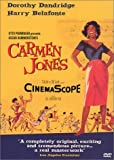 Carmen Jones - movie DVD cover picture