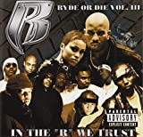 "Album cover for Ryde or Die, Vol. 3: In the ""R"" We Trust"