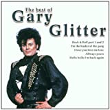 Album cover for The Best of Gary Glitter