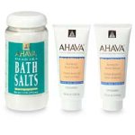 Ahava Power Spa, 3 Pieces 1 ea